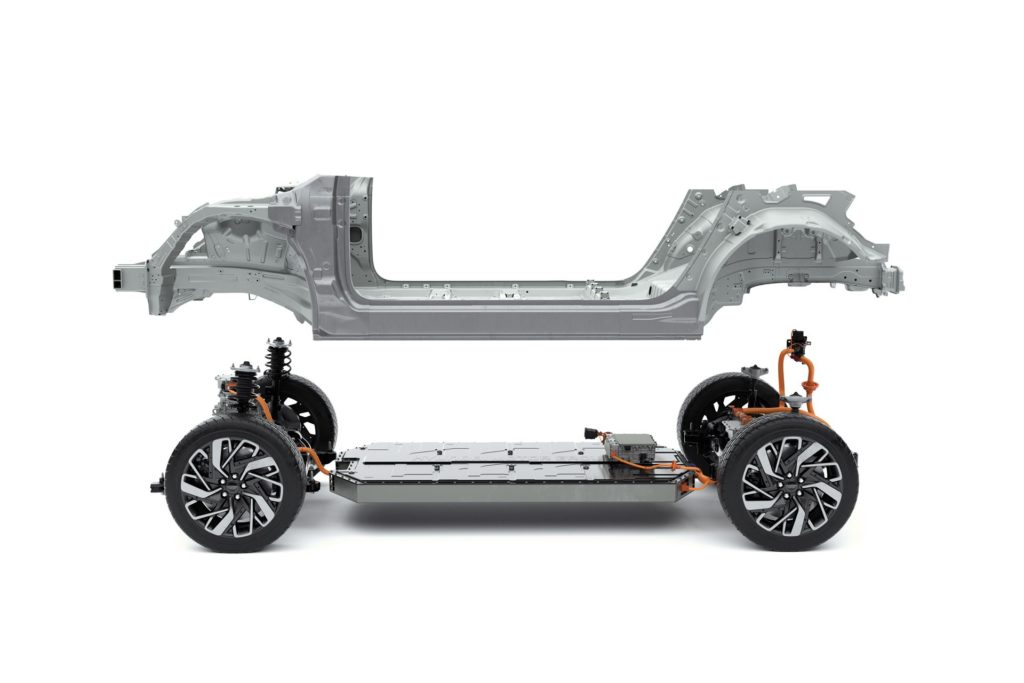 Производство электромобилей