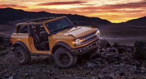 Ford Bronco 2021 отодвинуты продажи как минимум до лета