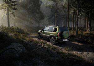 Lada Niva Travel началось серийное производство внедорожника