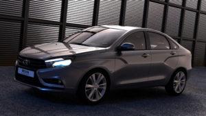 Новая Lada Vesta 2021 появится в середине следующего года