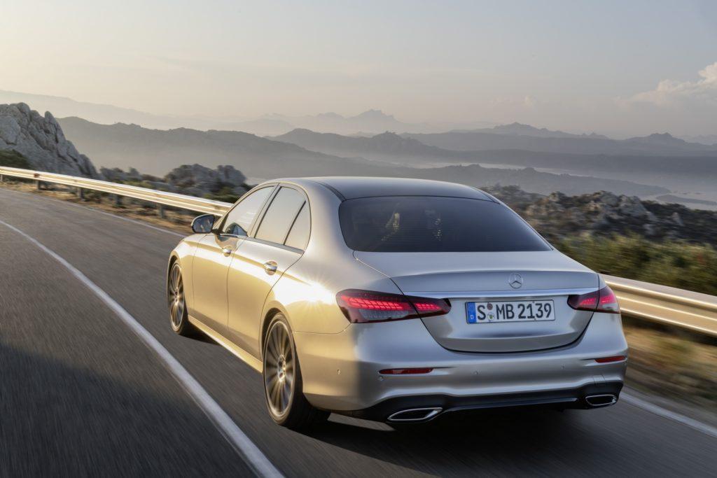 Mercedes-Benz E450 2021