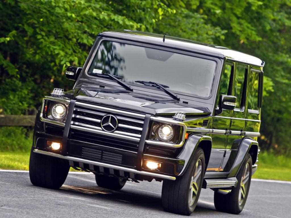 Mercedes-Benz G-Class 1995