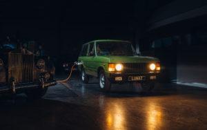 Range Rover первого поколения станет электрическим