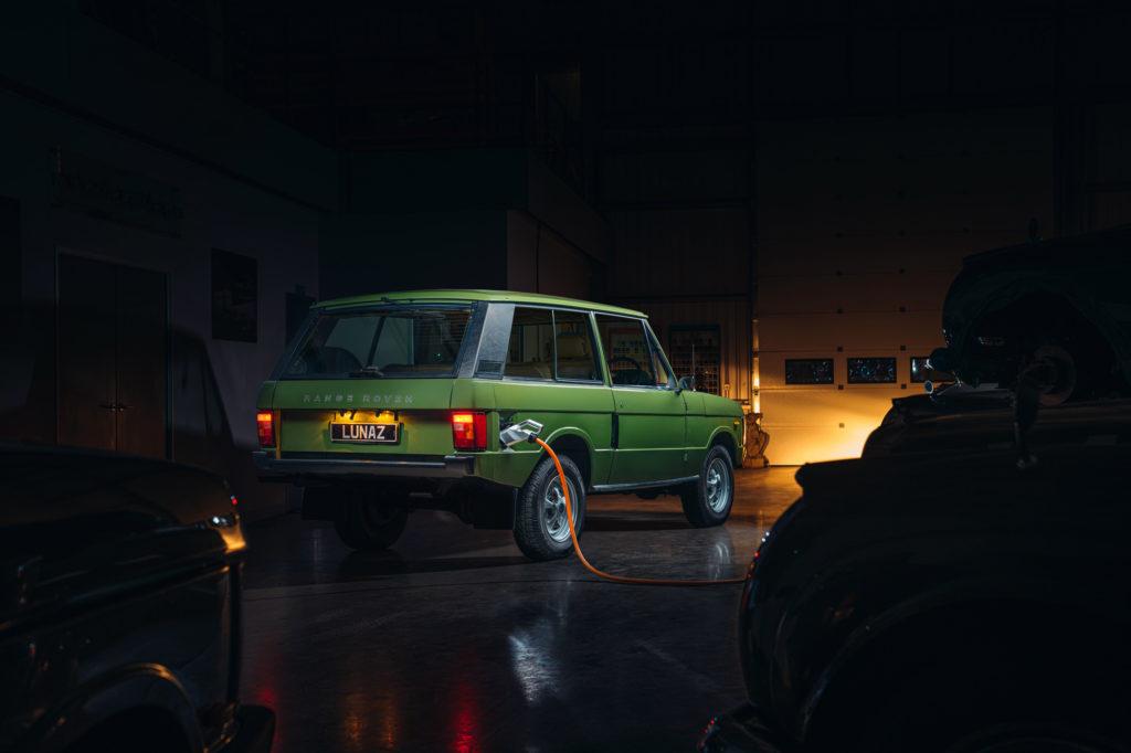 Range Rover первого поколения