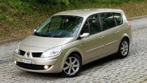 Renault Grand Scenic II экономичный и надёжный