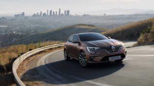 Renault Megane 2020 остался семейным