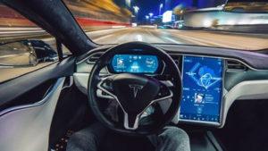 Tesla предложит полное самостоятельное вождение по подписке