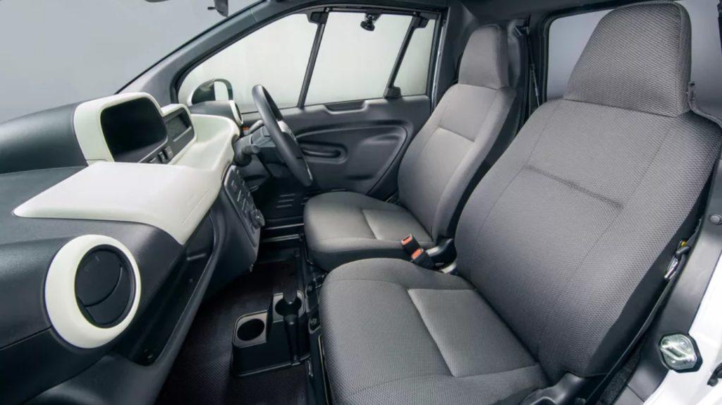 Toyota C-Plus Pod