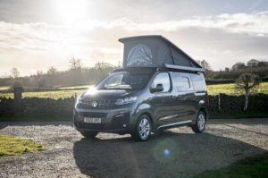 Vauxhall подготовит электрический кемпер к 2021 году