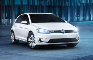 VW e-Golf уходит с рынка уступая место ID.3