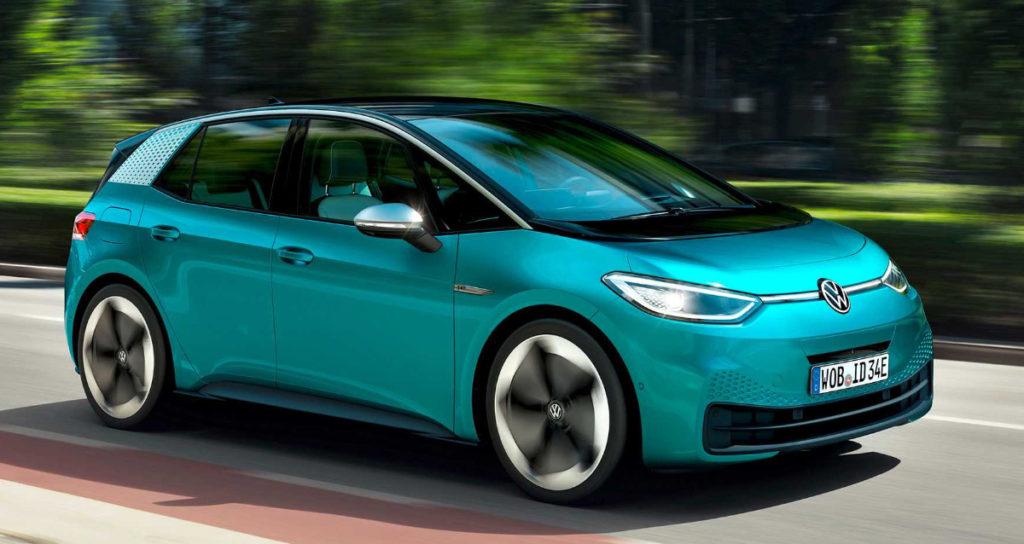 Более миллиона электромобилей продали в Европе в 2020 году