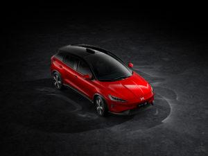 Xpeng G3 электрический кроссовер  начал продаваться в Европе