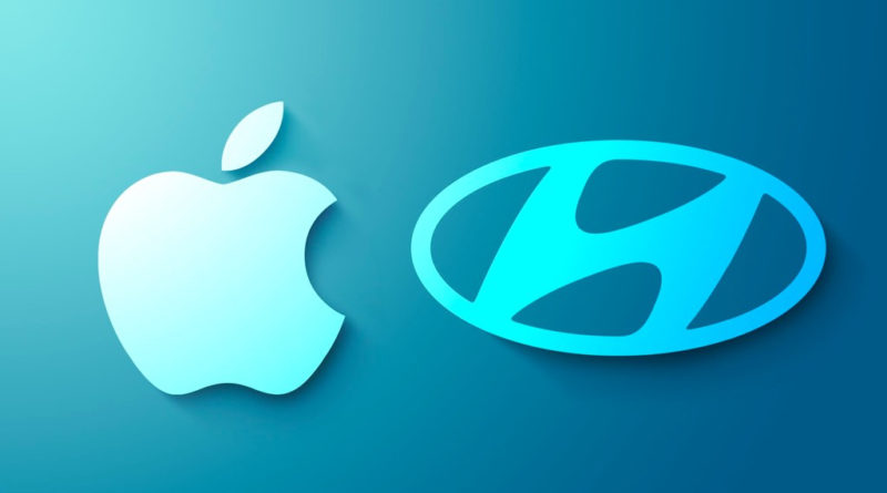 Apple и Hyundai
