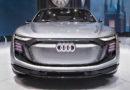 Электромобили Audi