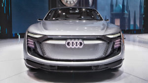Электромобили Audi для Китая будут на базе платформы VW