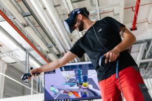 Цифровое планирование производства Audi e-tron GT