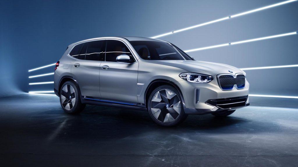 Электромобили BMW