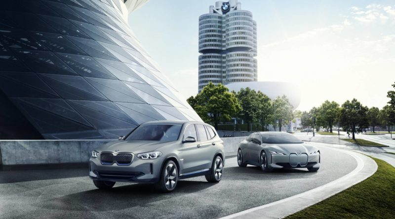 Новый iDrive BMW