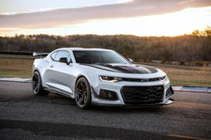 Chevrolet Camaro перестанут продавать до 2022 года