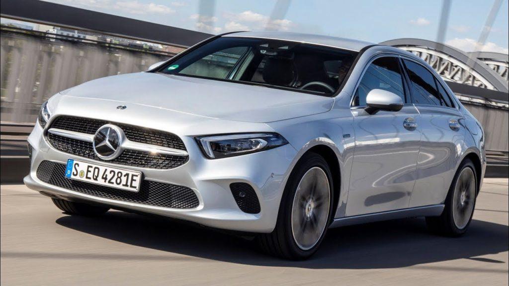 Mercedes-Benz A250e
