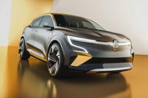 Электромобили Renault получат классические названия