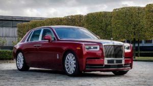 Rolls-Royce имеет лучшие продажи в России