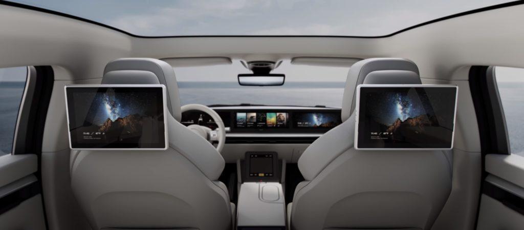 Sony Vision S-EV