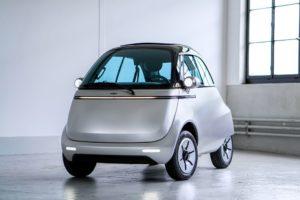 BMW Isetta возвращается в Европу как электромобиль