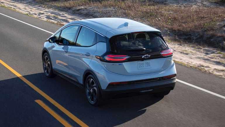 Chevrolet Bolt 2022