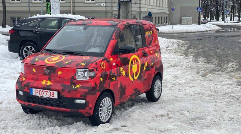 Dartz Motors Freeze EVERY