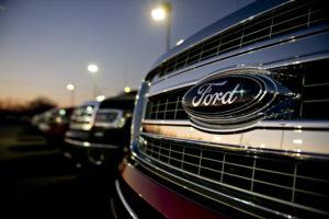 Ford Motor Co в Европе будет полностью электрическим к 2030 году