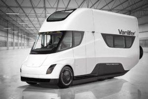 Фургон Tesla на котором можно ездить даже в случае апокалипсиса