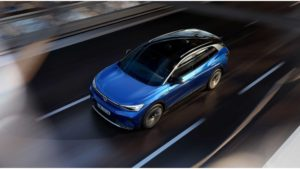 VW ID.4 проезжает 305 километров на одном заряде
