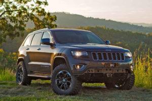 Jeep Grand Cherokee WK2 надёжный и дерзкий внедорожник