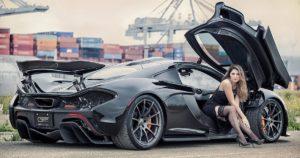 McLaren ищет себя в эпоху электрификации транспорта