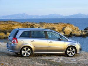 Opel Zafira B обзор и характеристики семейного минивэна