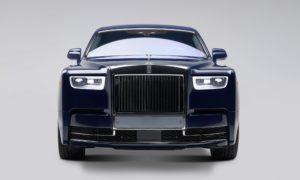 Rolls-Royce Koa Phantom уникальный лимузин делали 3 года