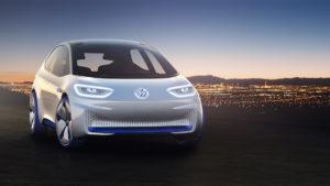 Электромобили Volkswagen к 2030 году составят 70% продаж