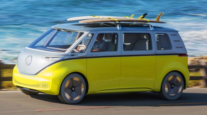 VW ID Buzz Mule