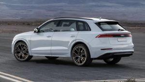 Audi Q9 замечена на дорожных тестах