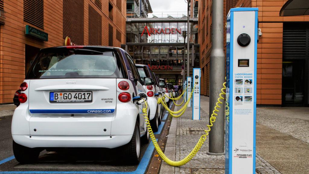 Электрические автомобили