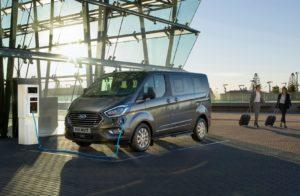 Электрический Ford Transit Custom появится в 2023 году