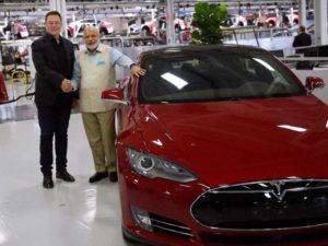 Индия готова предложить производство Tesla дешевле чем в Китае