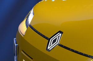 Новый логотип Renault будут иметь все автомобили концерна к 2024 г