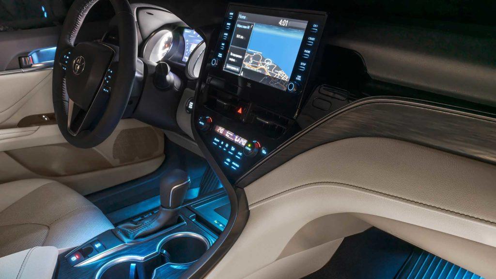 Toyota Camry 2021