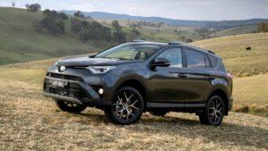 Toyota RAV4 под подозрением в возгорании 2 млн автомобилей