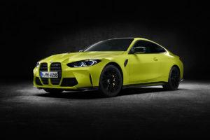 BMW объявила российские цены на BMW M3 и BMW M4 Coupe
