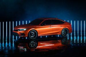 Honda Civic 11-го поколения новый седан в продаже этим летом