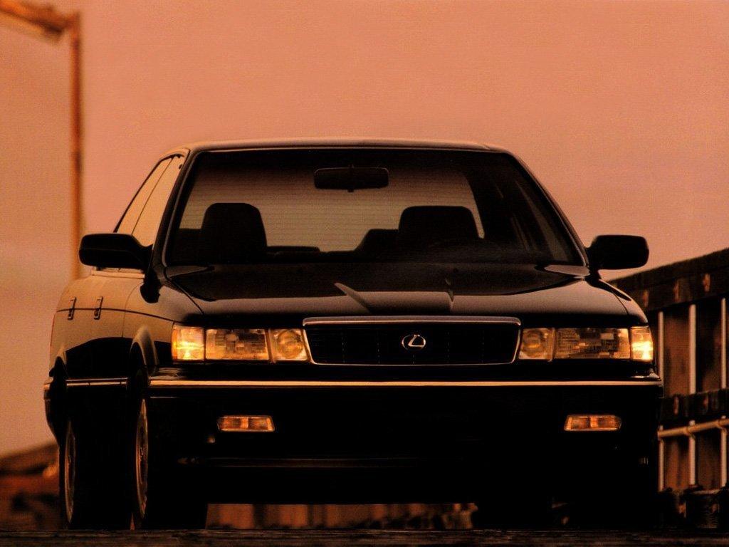 Lexus ES 1989