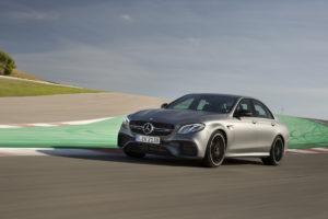 Mercedes-AMG анонсировал гибридный мотор E Performance